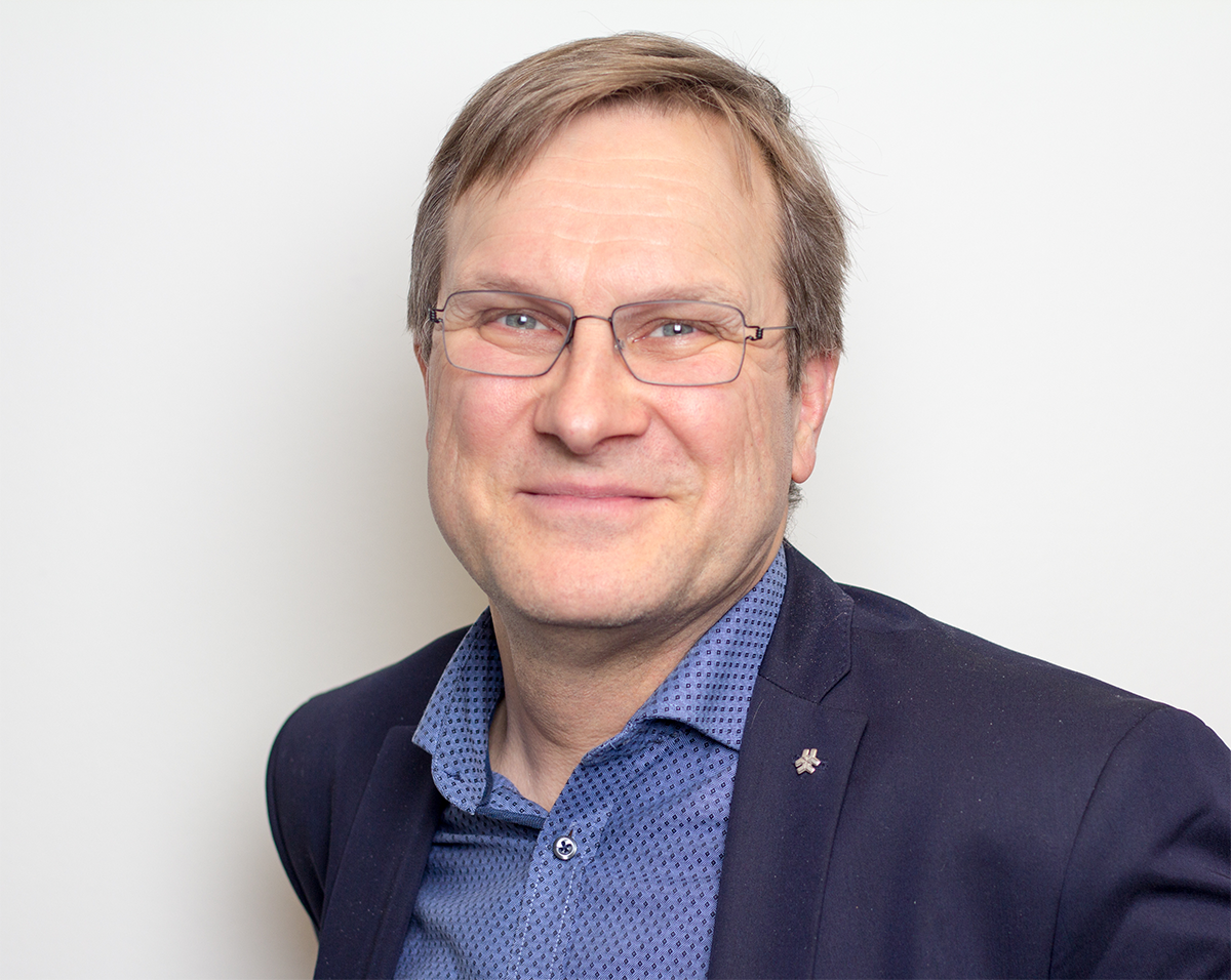 Professor Johan D. Söderholm